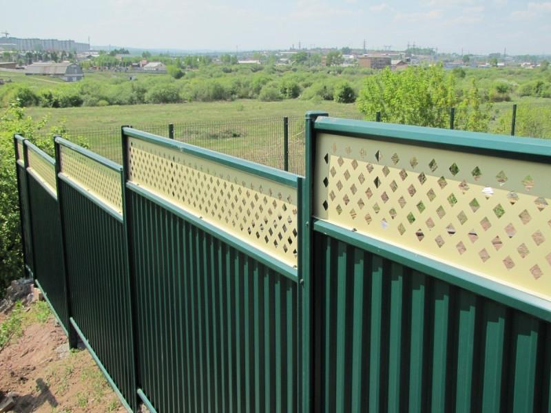 Забор Модульный
